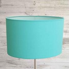 Aqua table Lamp Shade