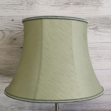 Bowed Drum Shade Green