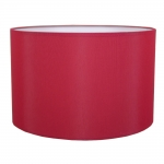 Drum Table Lampshade Brick Cotton