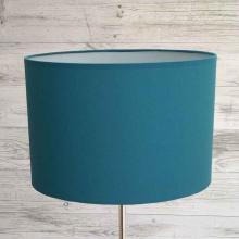 Cadet Blue Table Lamp Shade