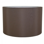 Drum Table Lampshade Chocolate