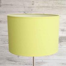 Citrus Yellow Table Lamp Shade