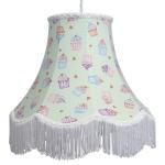 Cotton Lampshade Cupcake