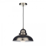 Dynamo 1 Light Pendant Chrome