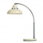 Dynamo Cream Gloss Desk Lamp