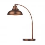 Dynamo Copper Desk Lamp
