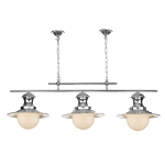 Station Bar Pendant Chrome