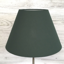 Dark Green Table Lampshade