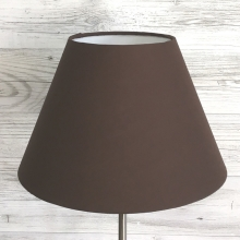 Chocolate Table Lampshade