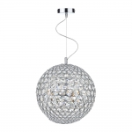 Fiesta 8 Light Crystal Pendant