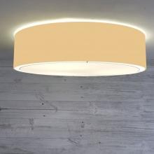 Flush Drum Ceiling Light Dijon
