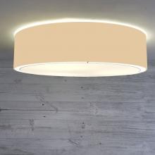 Flush Drum Ceiling Light Toast