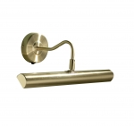 Onedin Satin Brass Picture Wall Light