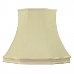Skirted Octagon Shade Oyster