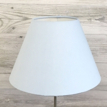 Powder Blue Table Lampshade