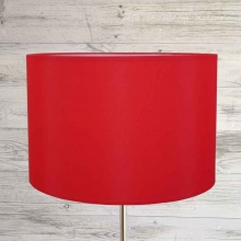 Red table Lamp Shade