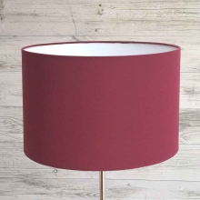 Ruby Table Lamp Shade