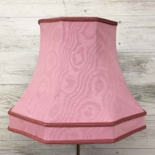 Skirted Octagon Pink