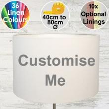 Standard Lampshade Drum