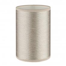 Tuscan Taupe Cylinder Shade
