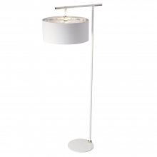 Balance Floor Lamp White
