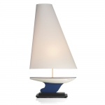 Sail Boat Table Lampset