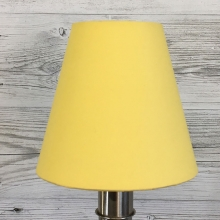 Wilma Candle Shade Yellow