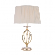 Aegean Table Lampset Polished Brass