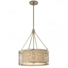 Arabescue 4 light Pendant