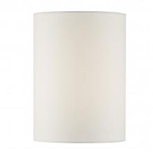 Tuscan Cream Cylinder Lampshade