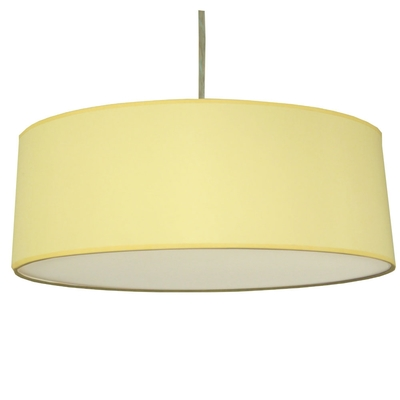 Drum Ceiling Shade Yellow