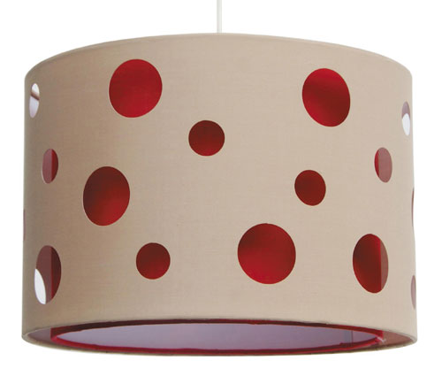 Red Lamp Shades : Red lamp shades imperial lighting